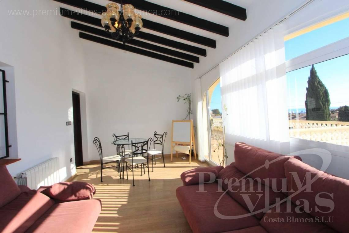 - C2479 - Spacious two-storey villa for sale in Calpe 5