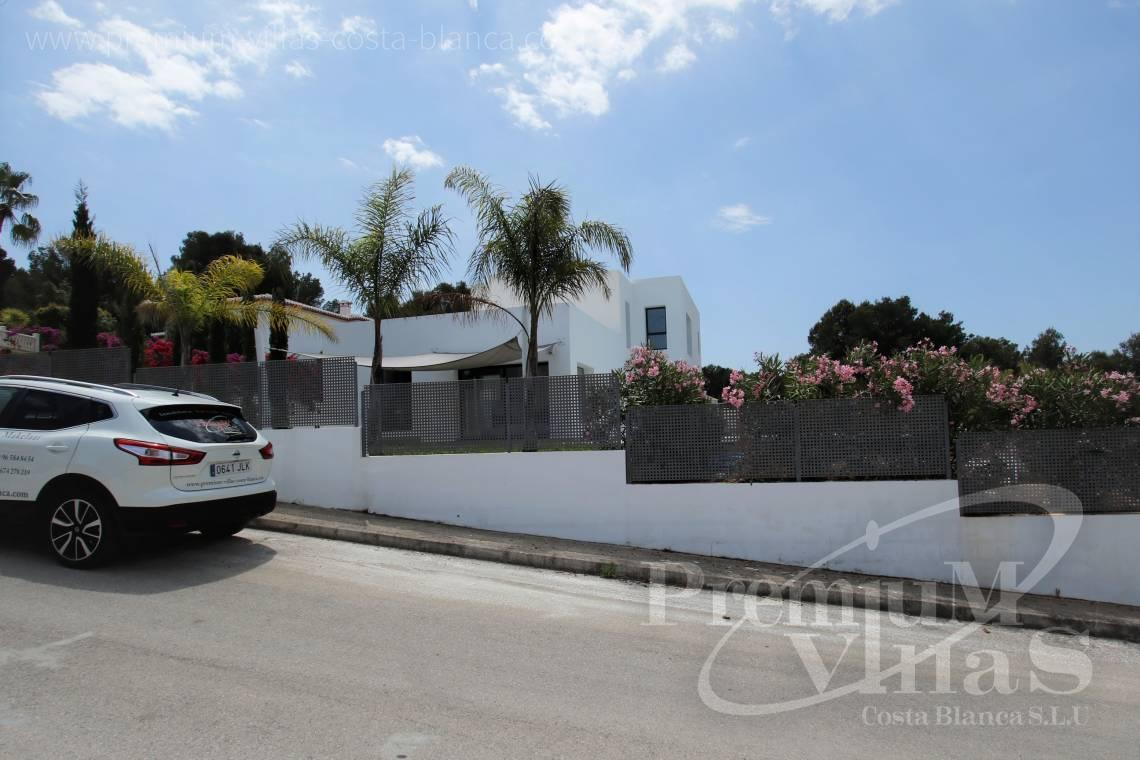 - C2164 - Newly built villa near the Javea Golf Course with spectacular mountain views. 26