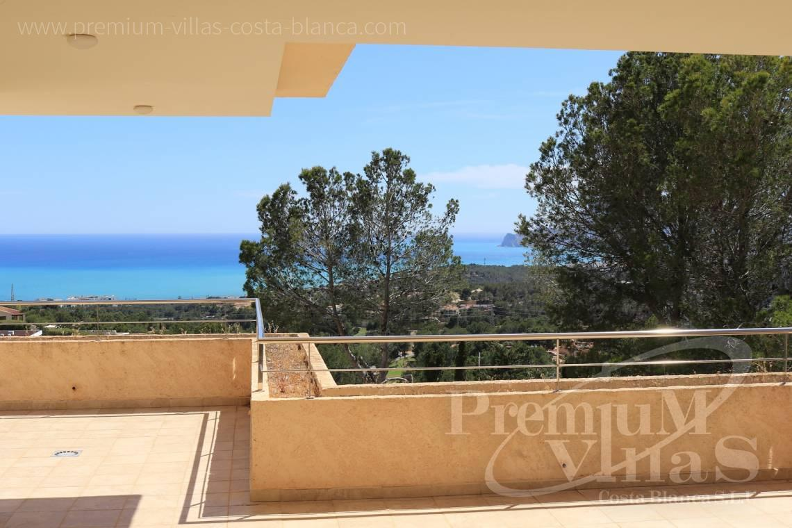 Duplex penthouse apartment sea views Altea  Costablanca - A0508 - Apartment with sea views and 4 parking spaces in Altea 12