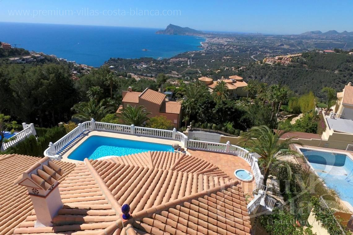 Buy villa with guest apartment in Altea Hills  - C2041 - Location, location location! Fantastic villa in Altea Hills  12