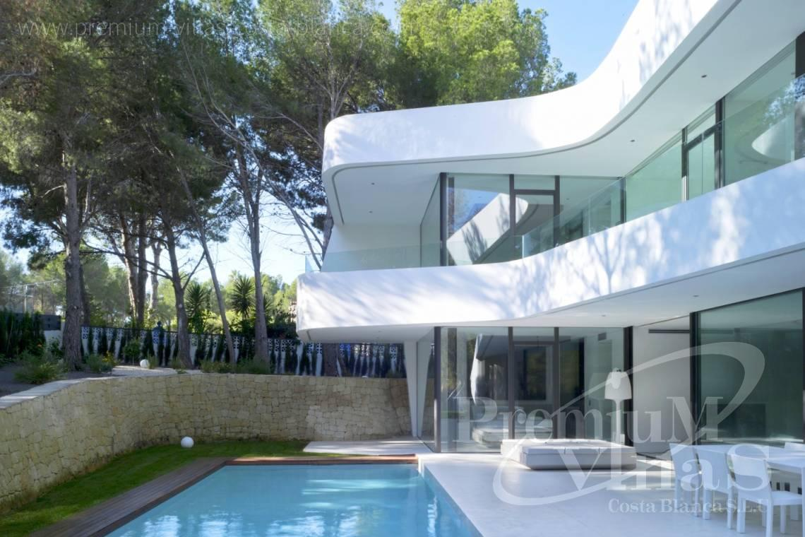 Luxury villa near Campomanes in Altea - C2104 - Modern house in Altea only 300m from the beach 11