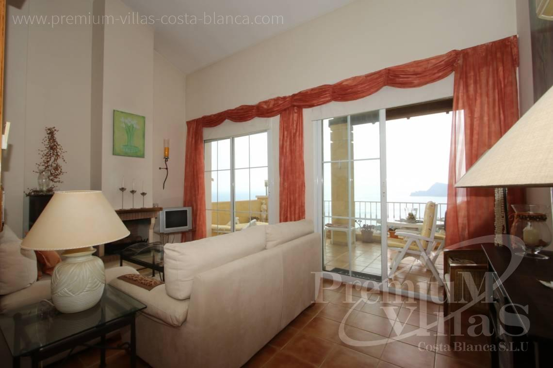 - C2086 - Cosy townhouse with wonderful sea views in the Sierra of Altea 15
