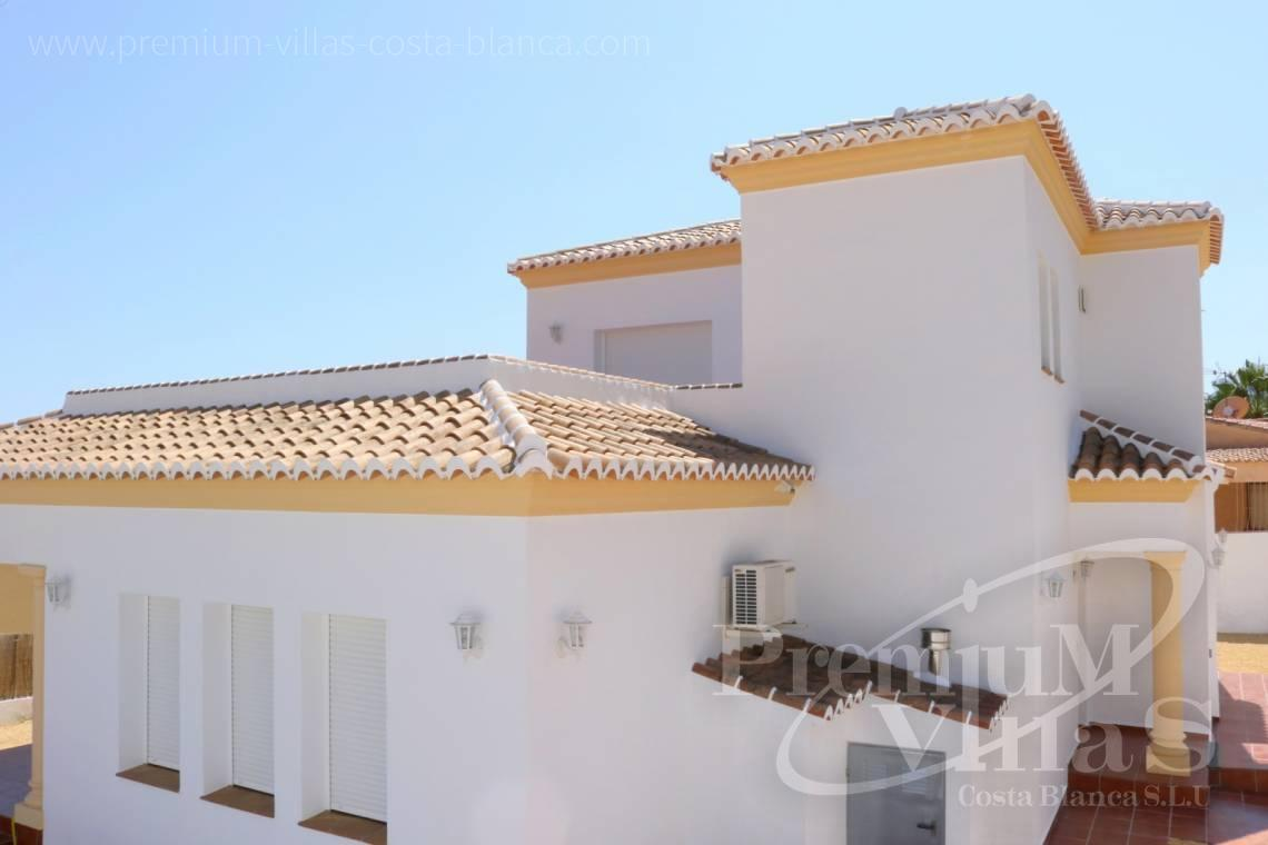 finca, land house for sale Benissa Costa Blanca - C2087 - New house in Benissa for sale with sea view 4