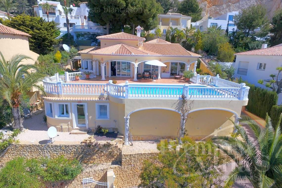 Villa for sale in Altea Hills Costa Blanca Spain - C2041 - Location, location location! Fantastic villa in Altea Hills  1