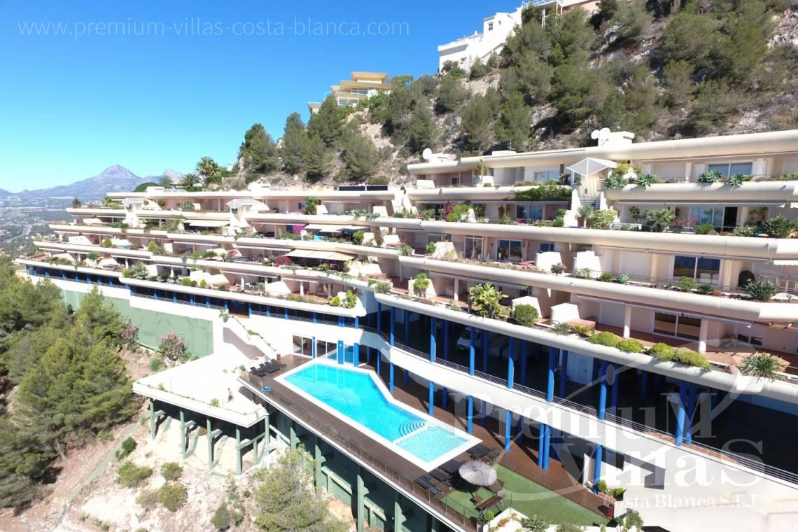 For sale apartment in Altea Hills in Residencial Las Terrazas - A0601 - Apartment in Altea Hills in las Terrazas with large terrace 22