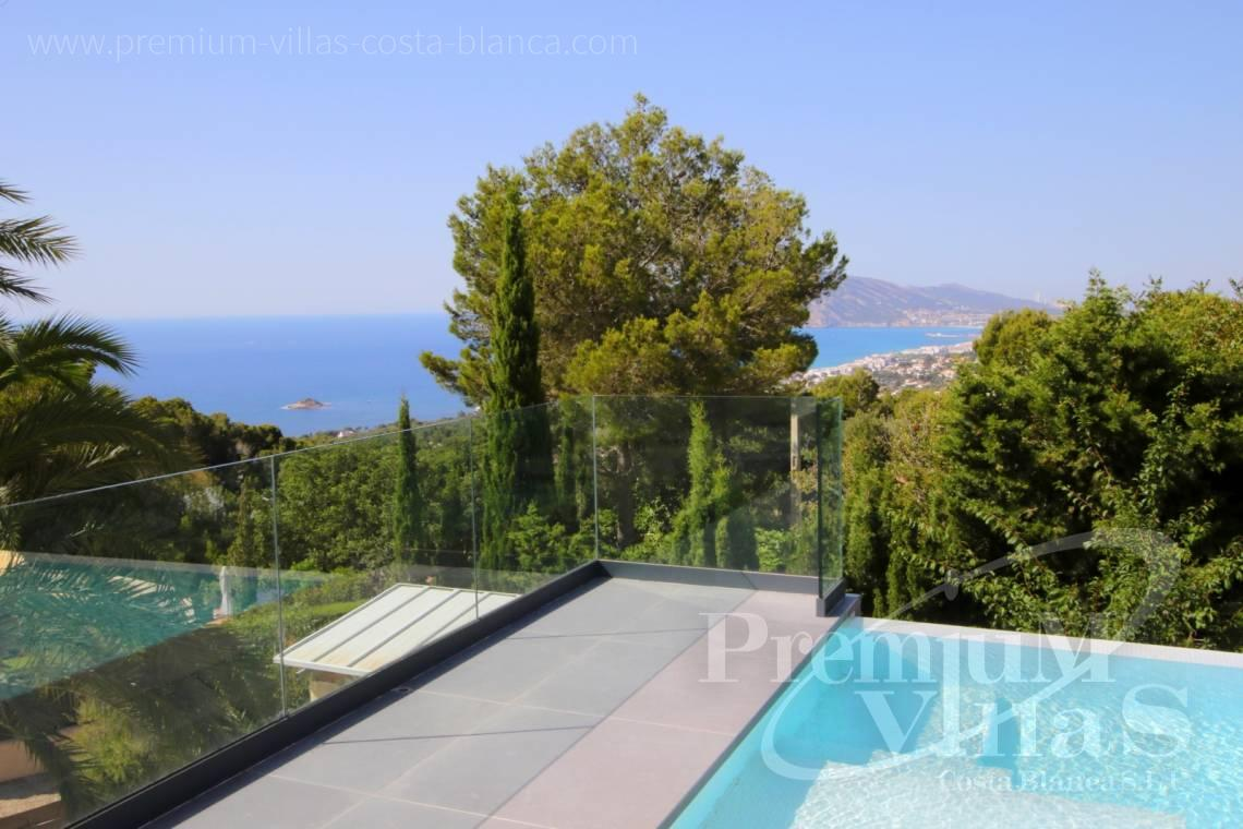 Villas for sale with sea views in Altea - C2066 - Modern and luxurious villa in Altea 5