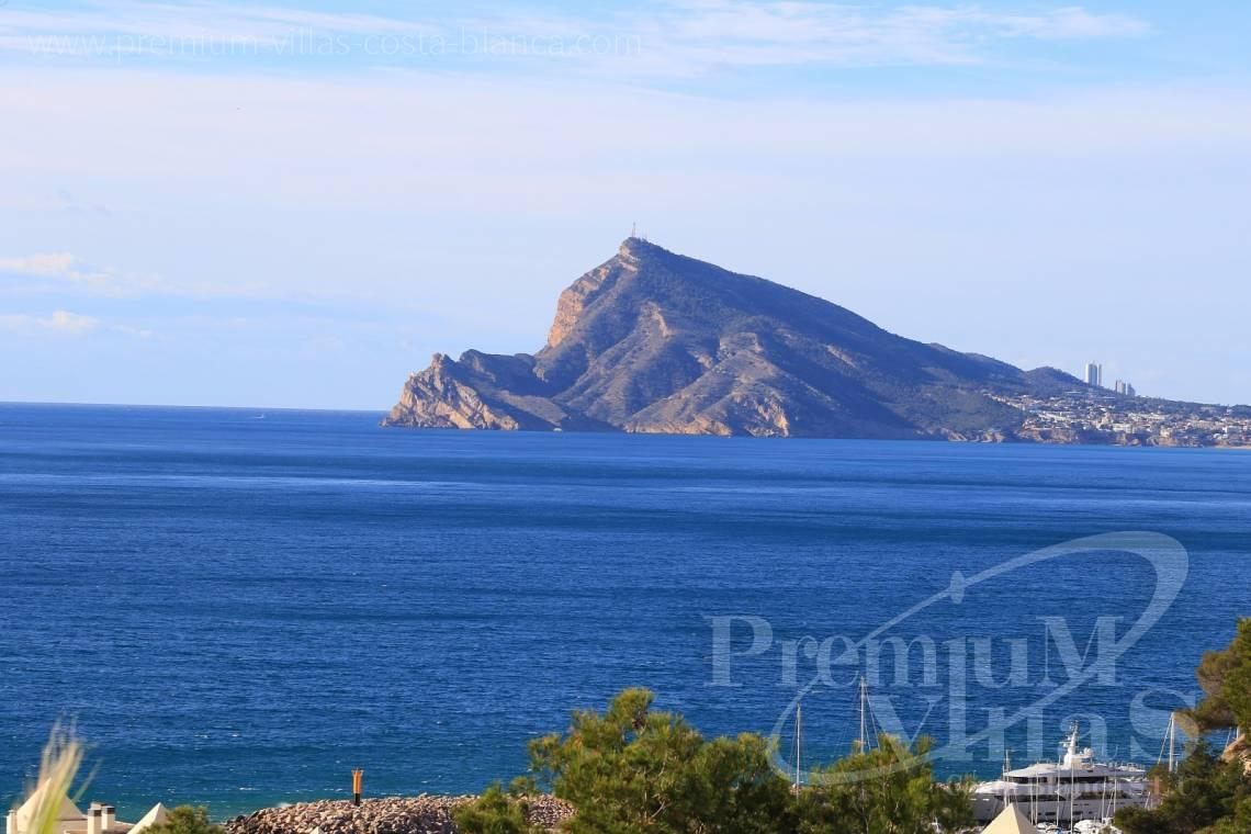 buy apartment  Altea Costa Blanca Spain - A0566 - Fascinating apartment in Campomanes with stunning sea views 3