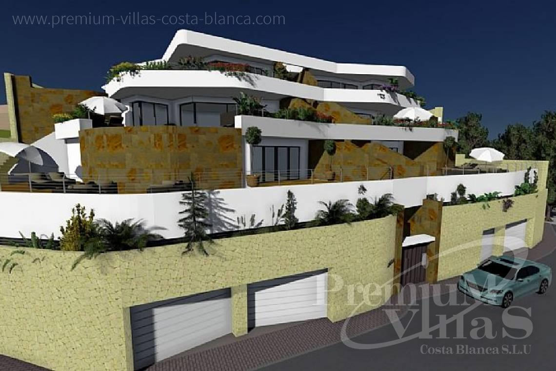 buy property Benidorm Costa Blanca Spain - A0574 - Apartments 30m from the beach with private pool in Benidorm 5