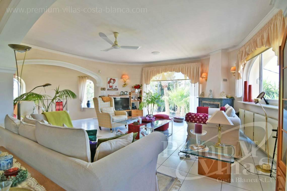 - C2114 - Villa with heated pool and spectacular mountain views in Calpe 6
