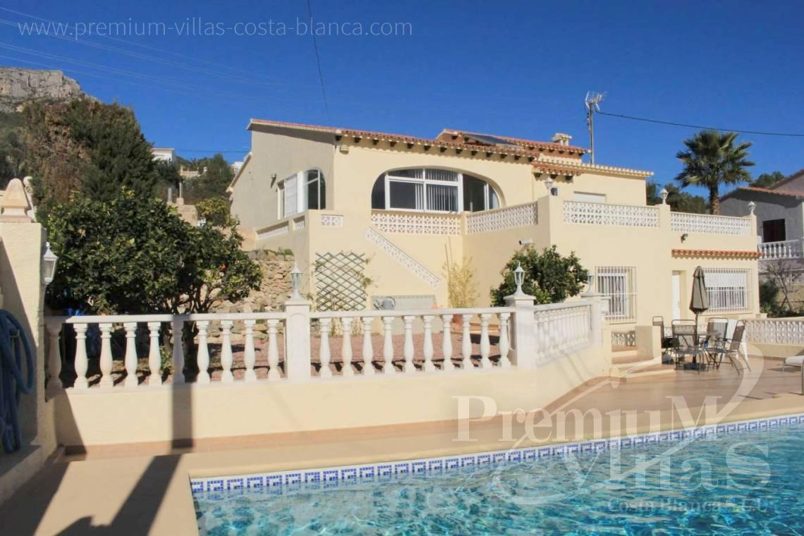 - C2479 - Spacious two-storey villa for sale in Calpe 4