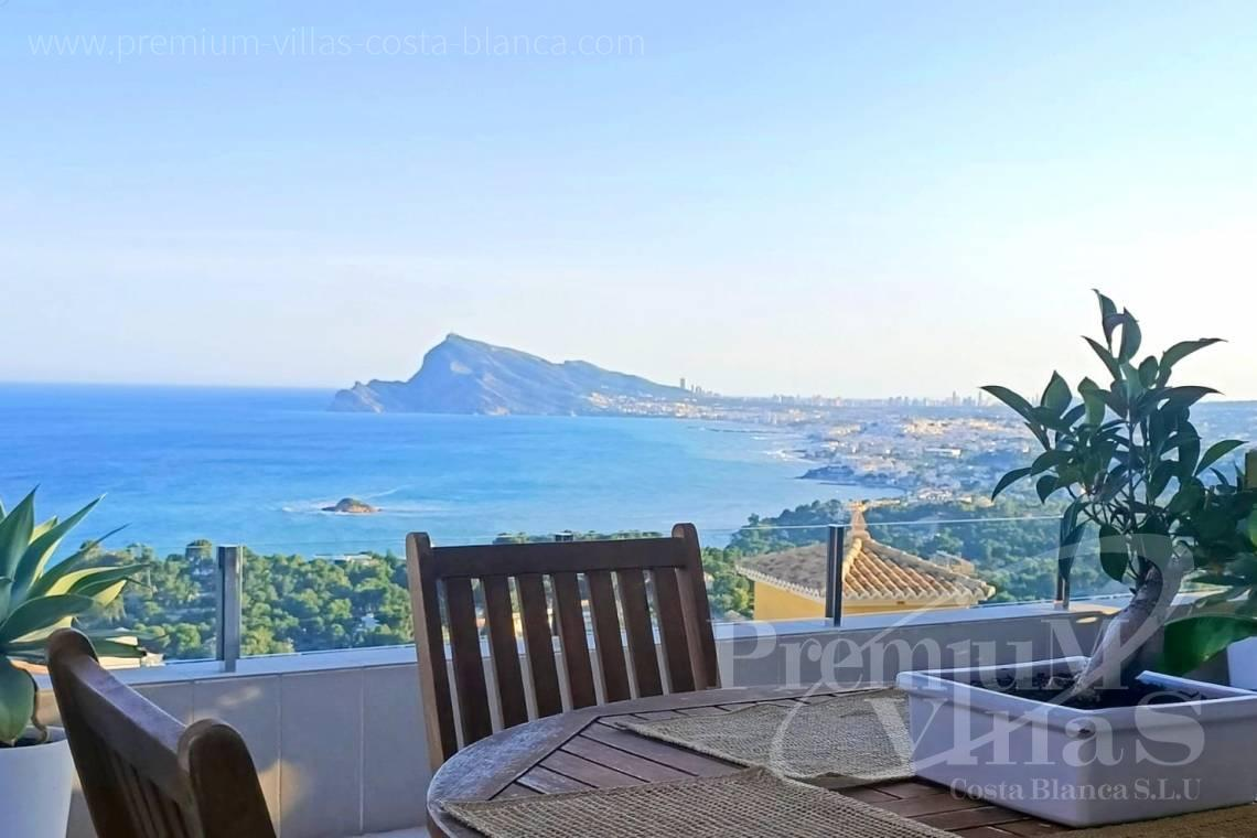 - C2438 - Semi-detached house with private pool in Altea Hills 9