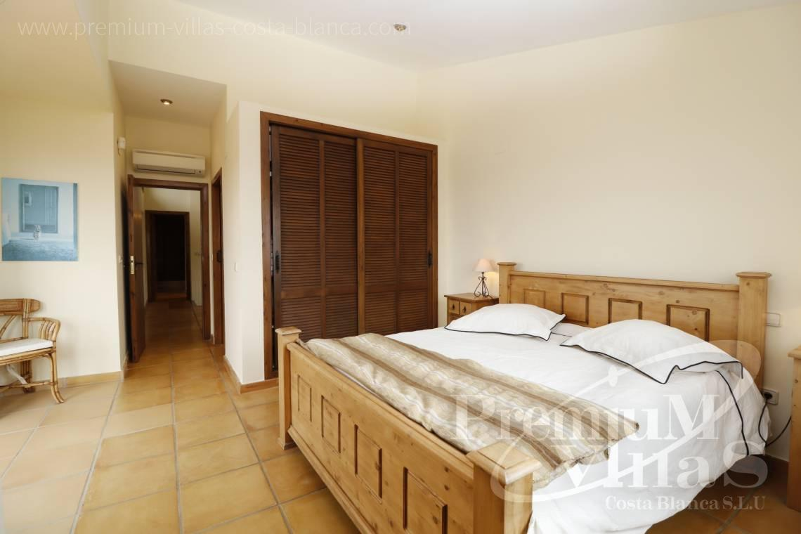 - C2274 - 4 bedroom villa with sea views in Altea La Vella 20