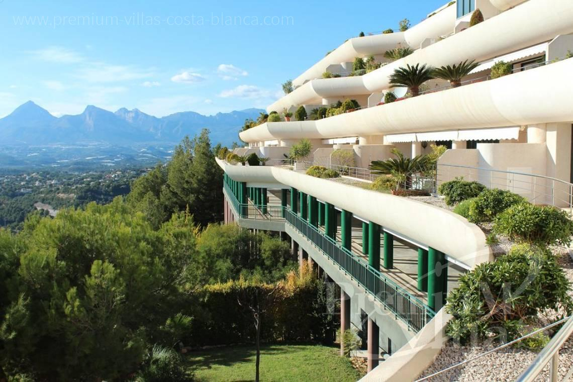 For sale penthouse in urbanization Bahia I Altea Hills - A0635 - Super luxury apartment with sea views in Altea Hills 3