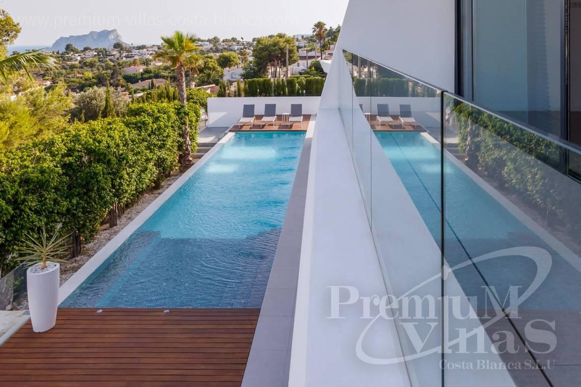 - C2127 - Luxury villa in Moraira 2.5 km from the beach with sea views 8