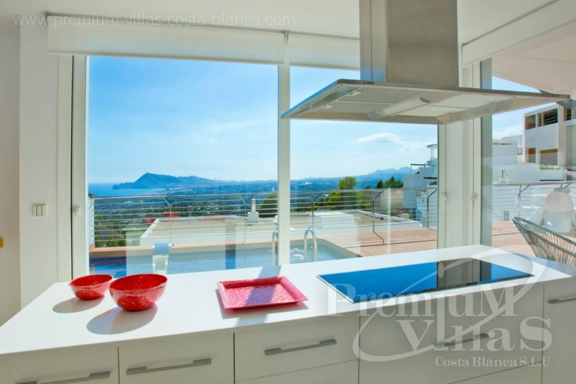 - C2243 - Modern and furnished villa in Sierra de Altea 7