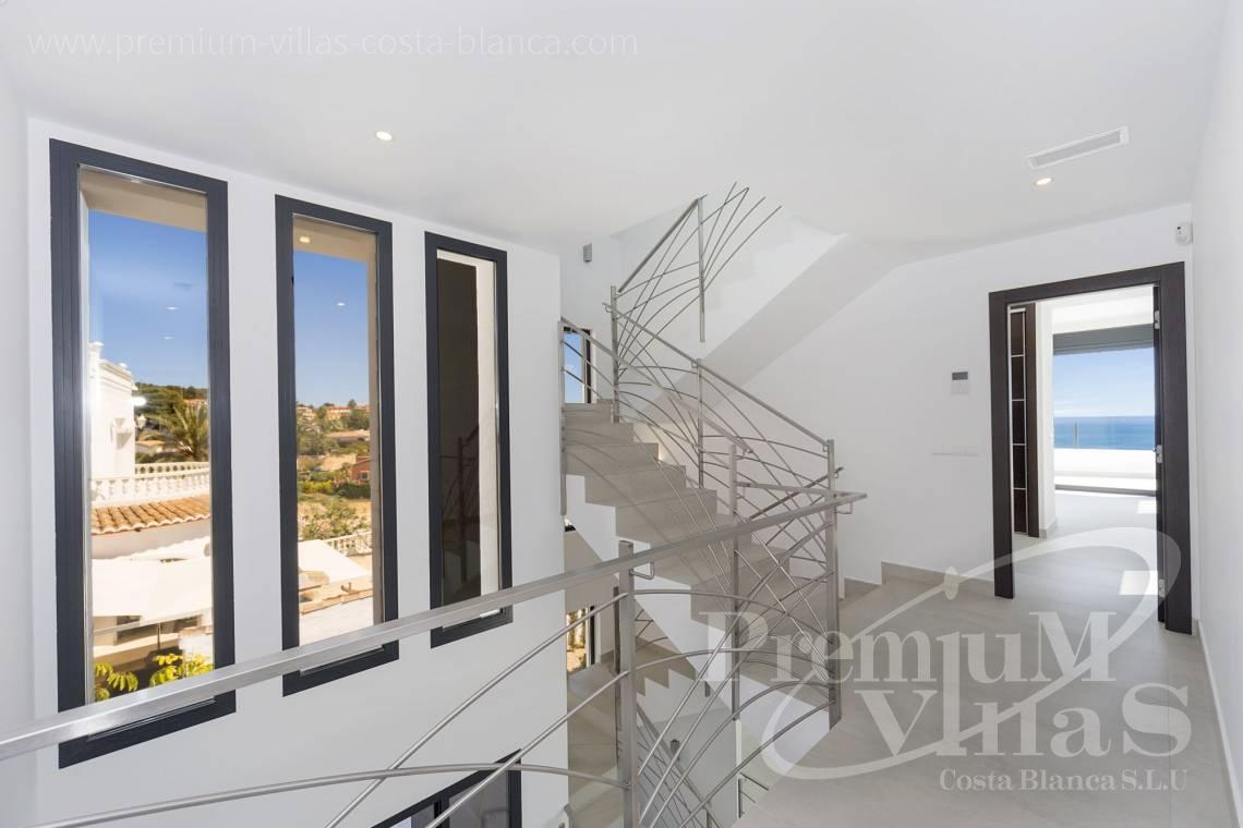 - C2374 - Luxury villa with sea views in Les Bassetes, Calpe 21