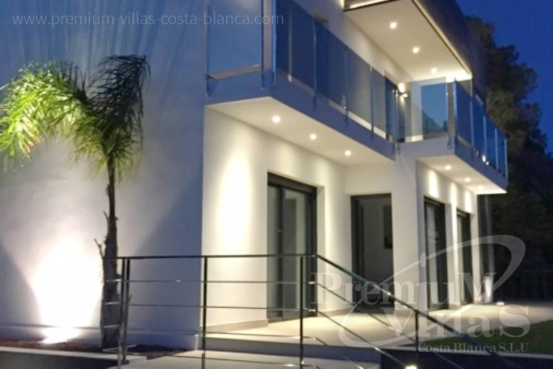 modern villas houses for sale Benissa Costa Blanca - C2168 - Modern villa in Benissa, 500m from the beach  5