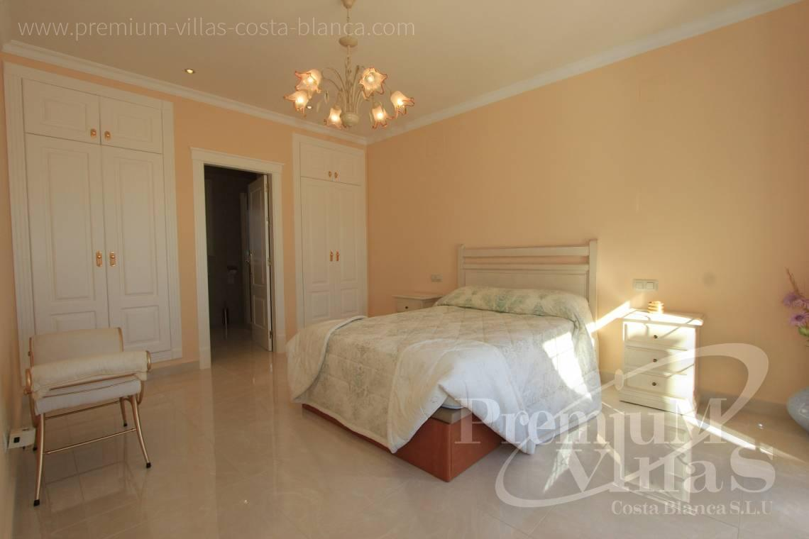 - C1721 - Colonial style villa in Altea with lovely sea views 26