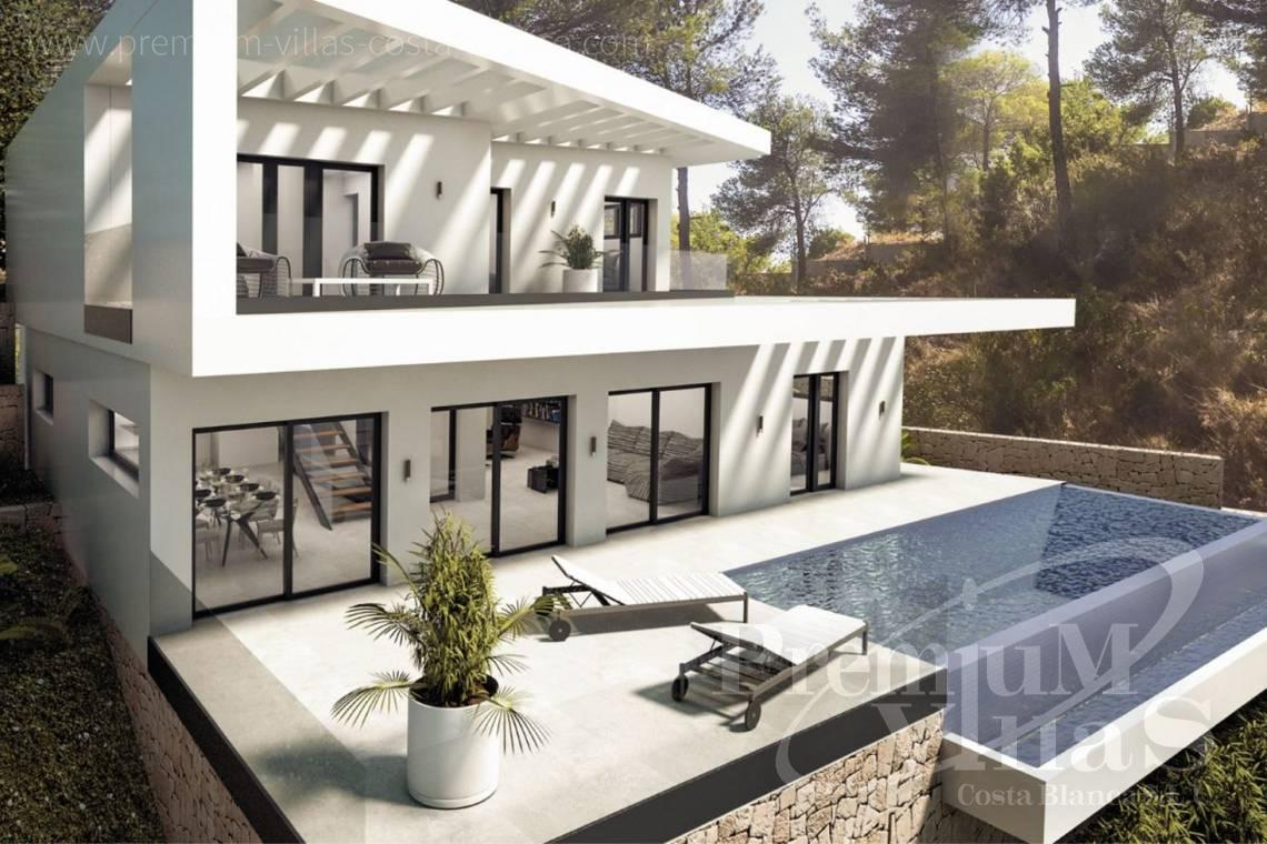 property for sale Altea Hills - C2149 - Modern villa in Altea Hills with stunning sea and bay views 3