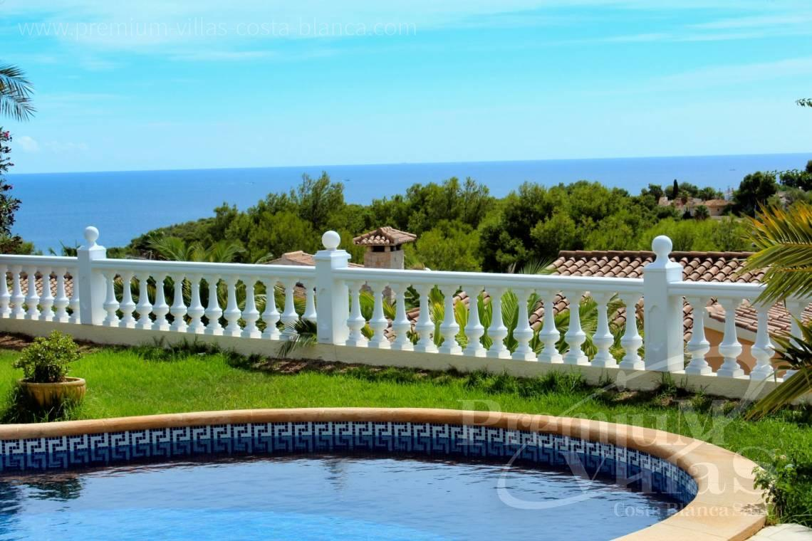 - C2337 - Luxury villa in Benissa with nice sea views 2