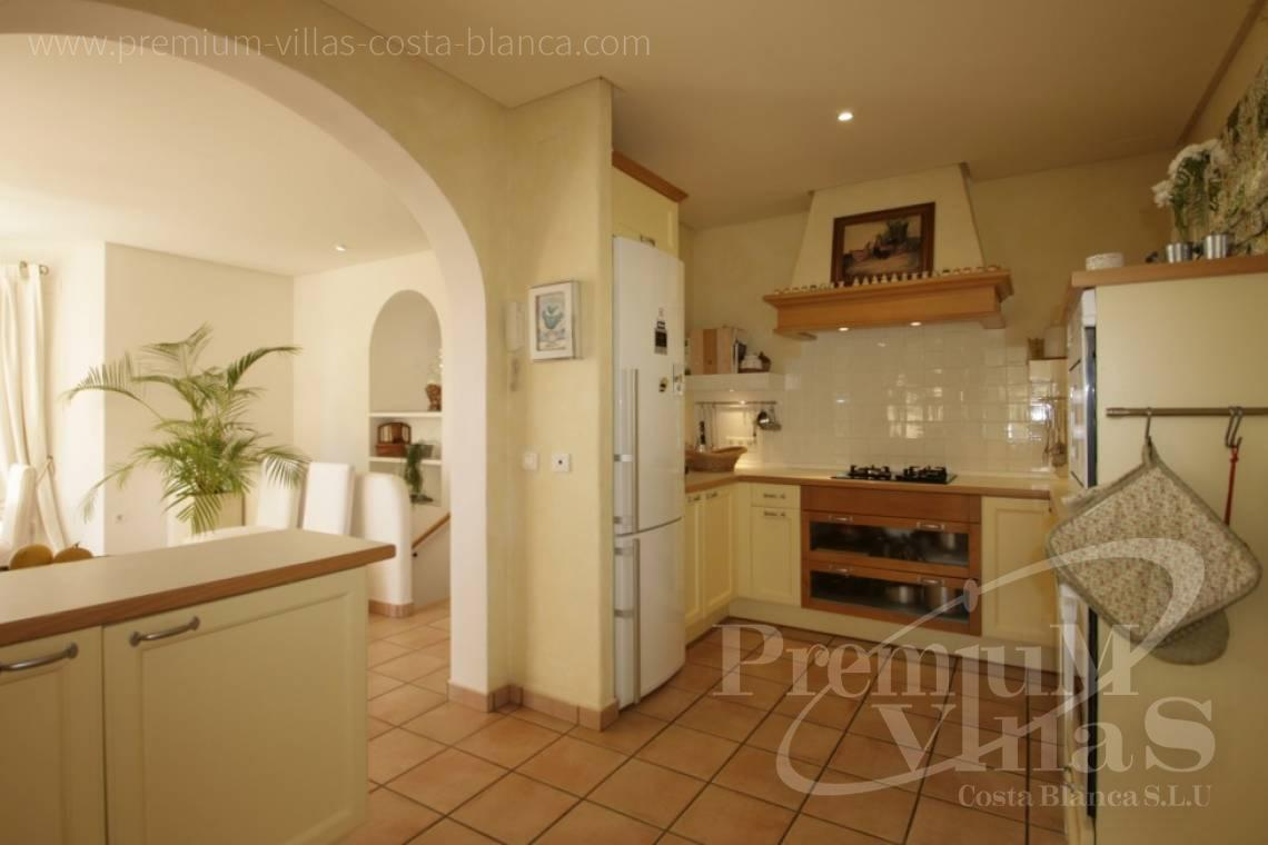 - C2031 - Beautifull Villa in Moraira for sale with sea views  8