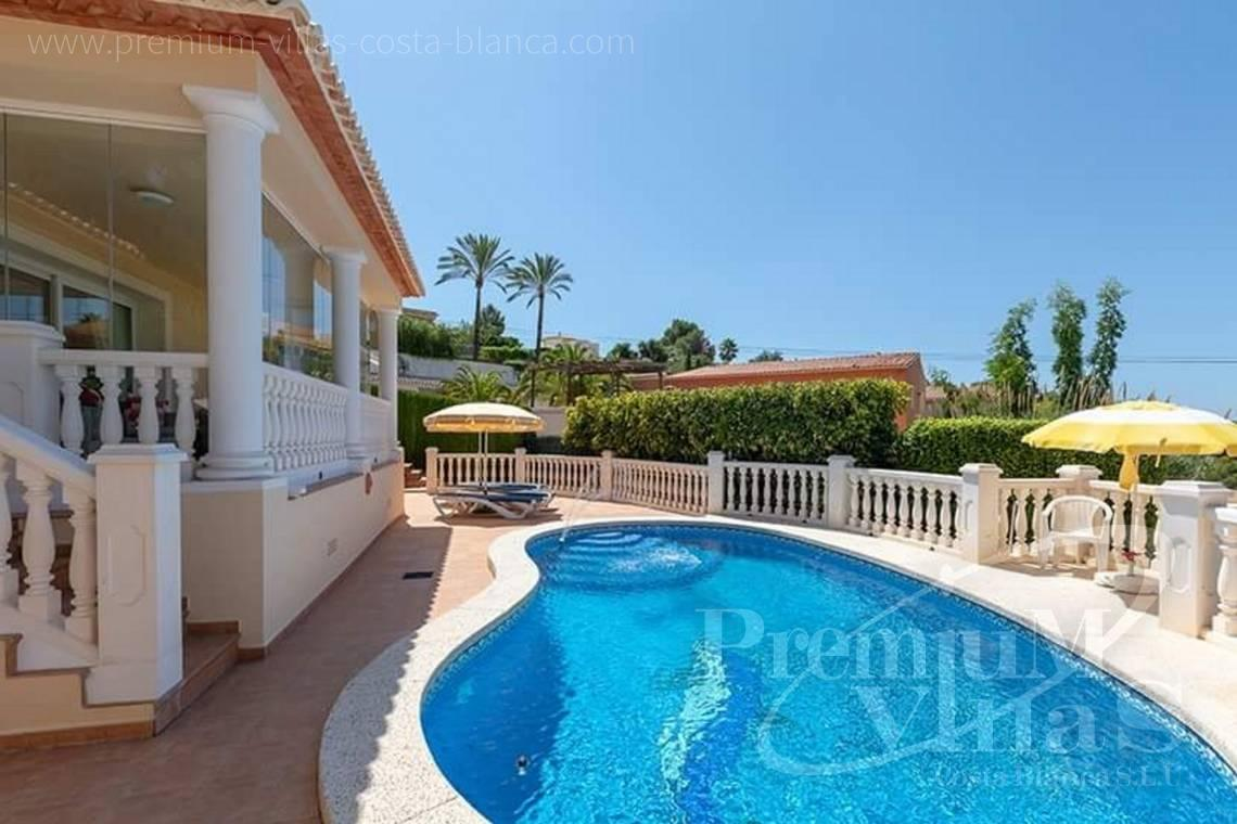buy house villa Altea Costa Blanca Spain - C2235 - Beautiful house for sale  19