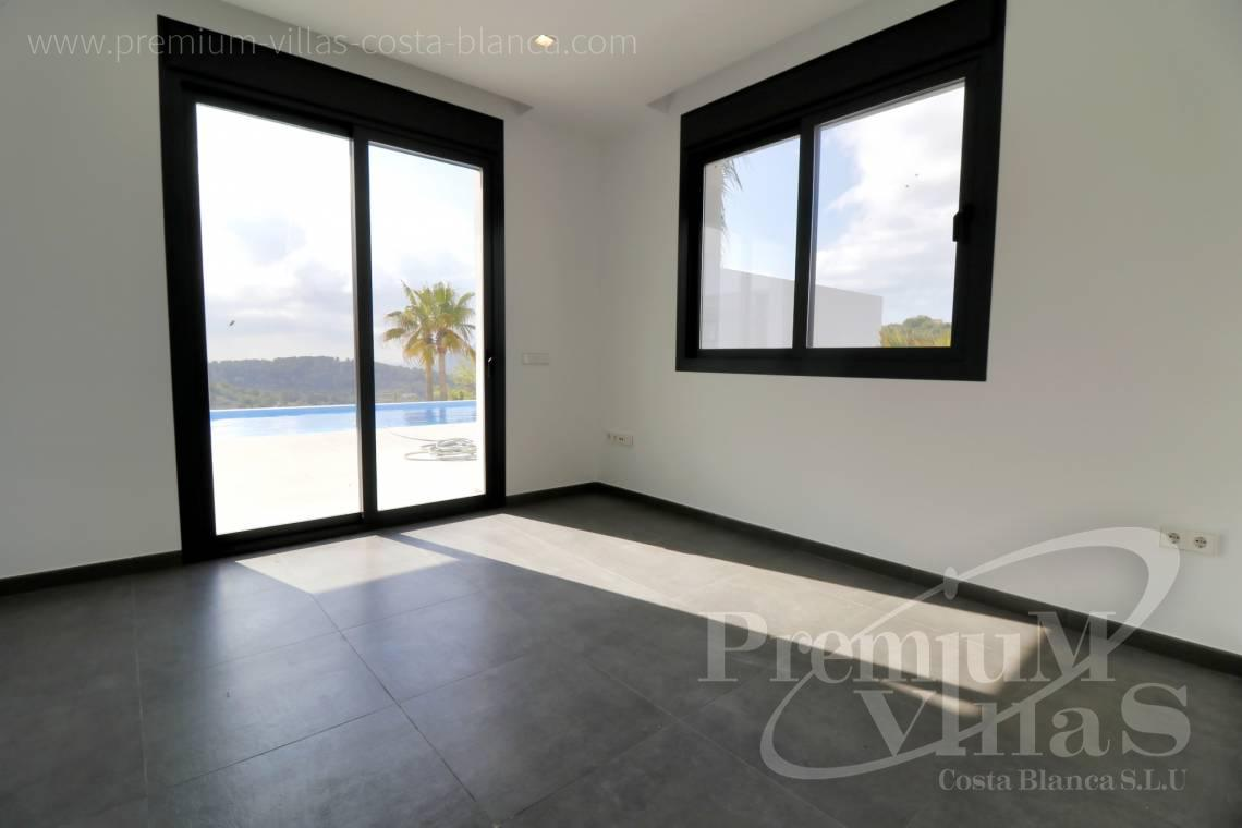 - C2042 - Modern villa for sale in Calpe with nice sea views 21