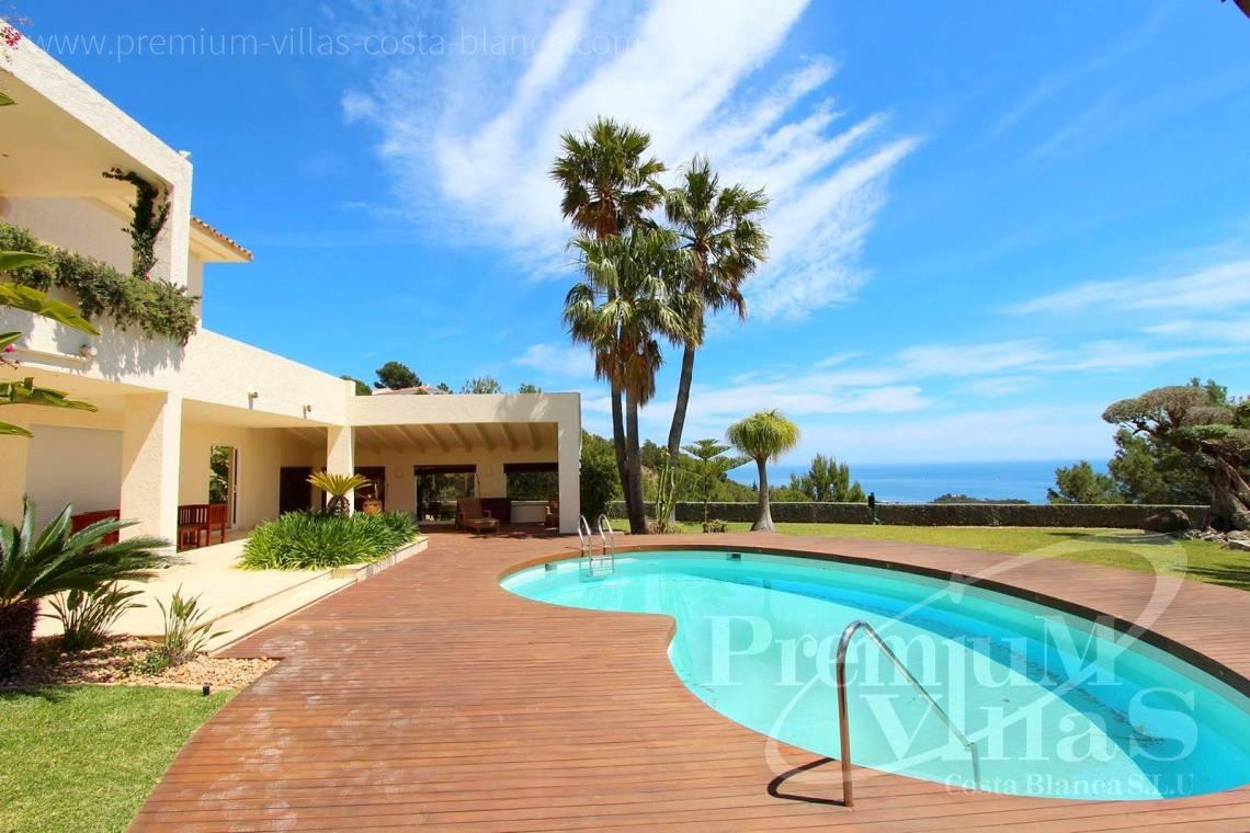 Villas for sale with sea views in Altea - CC1908 - Luxury villa at one of the nicest locations of Altea with breathtaking sea views 7