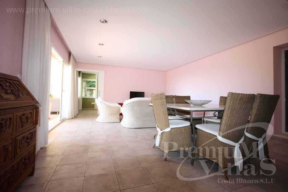 - C1179 - Villa at the golf course Don Cayo in Altea with sea views. 10