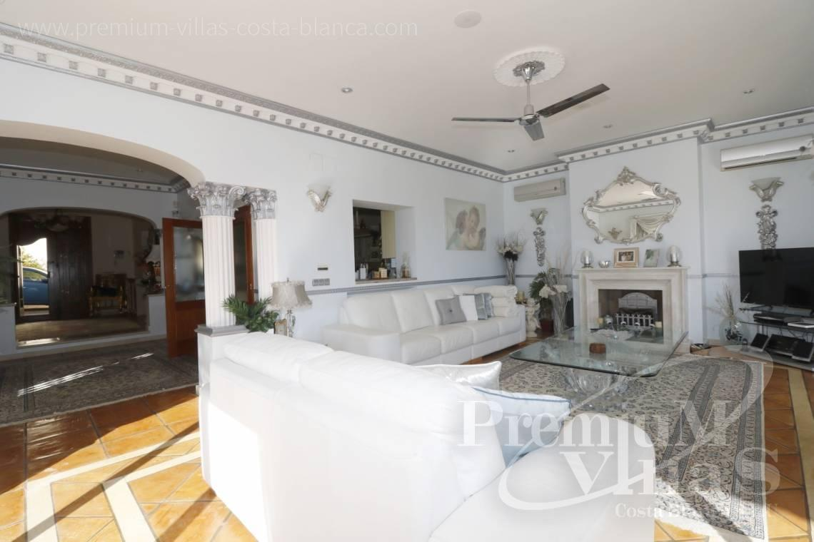 - C2410 - Luxury house with stunning sea views in the Sierra de Altea 12