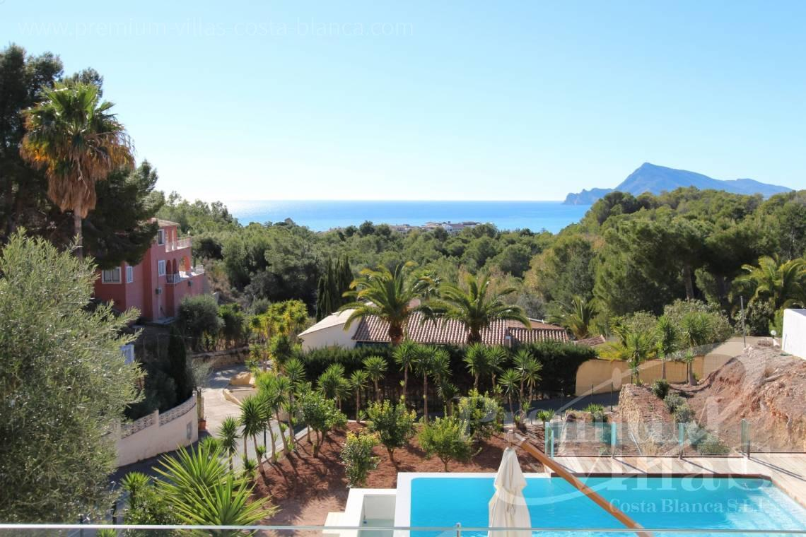 Buy villa in urbanization Galera de las Palmeras Altea - CC2387 - Ibizan style villa with sea views in Altea 5