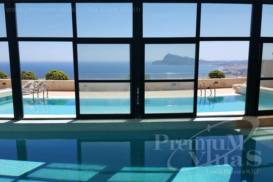 - A0605 - Apartment with sea views in Bahia 1Altea Hills 24
