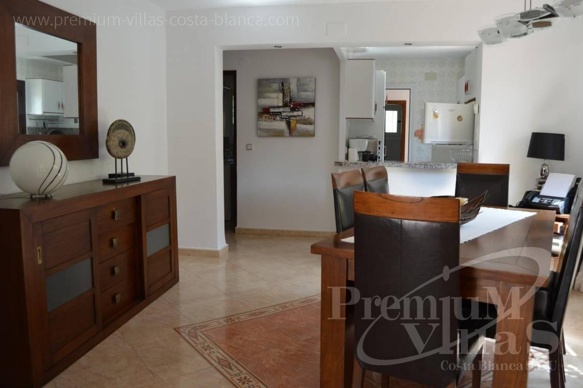 - C2135 - House in Benissa near the golf course Ifach and Cala Baladrar 10