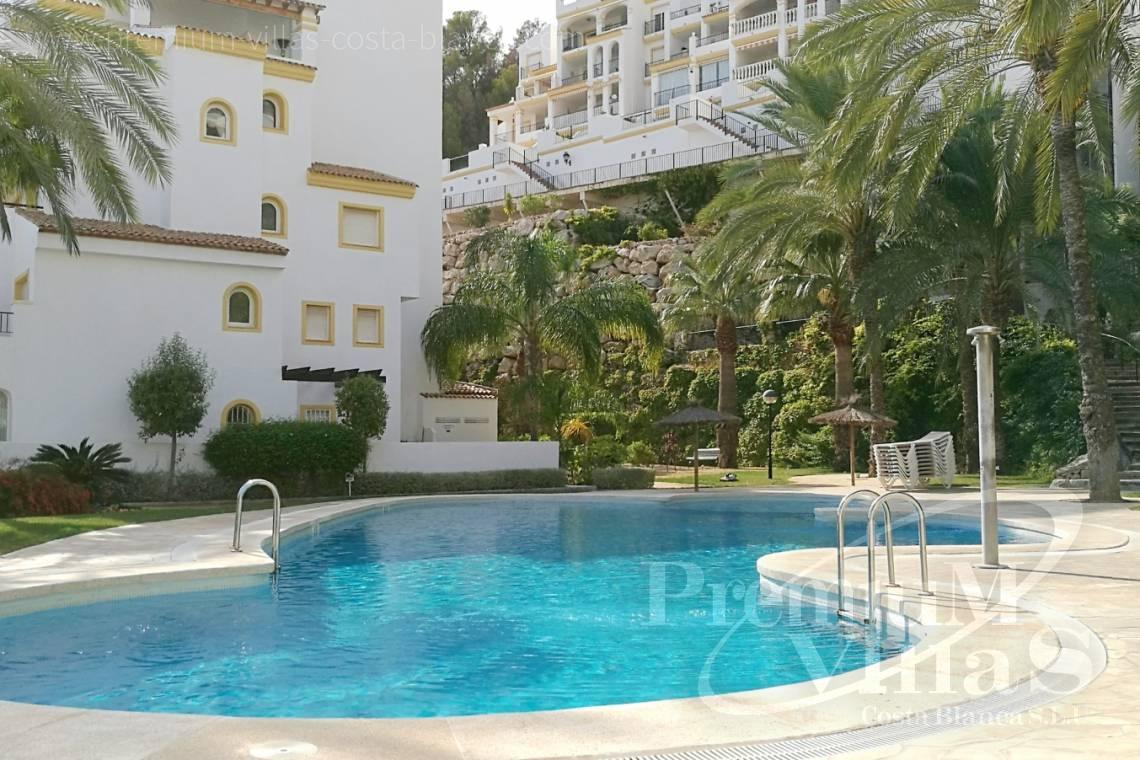 buy apartment penthouse Altea Costa Blanca - A0576 - Modern apartment just a few metres from the beach with sea and mountain views 11