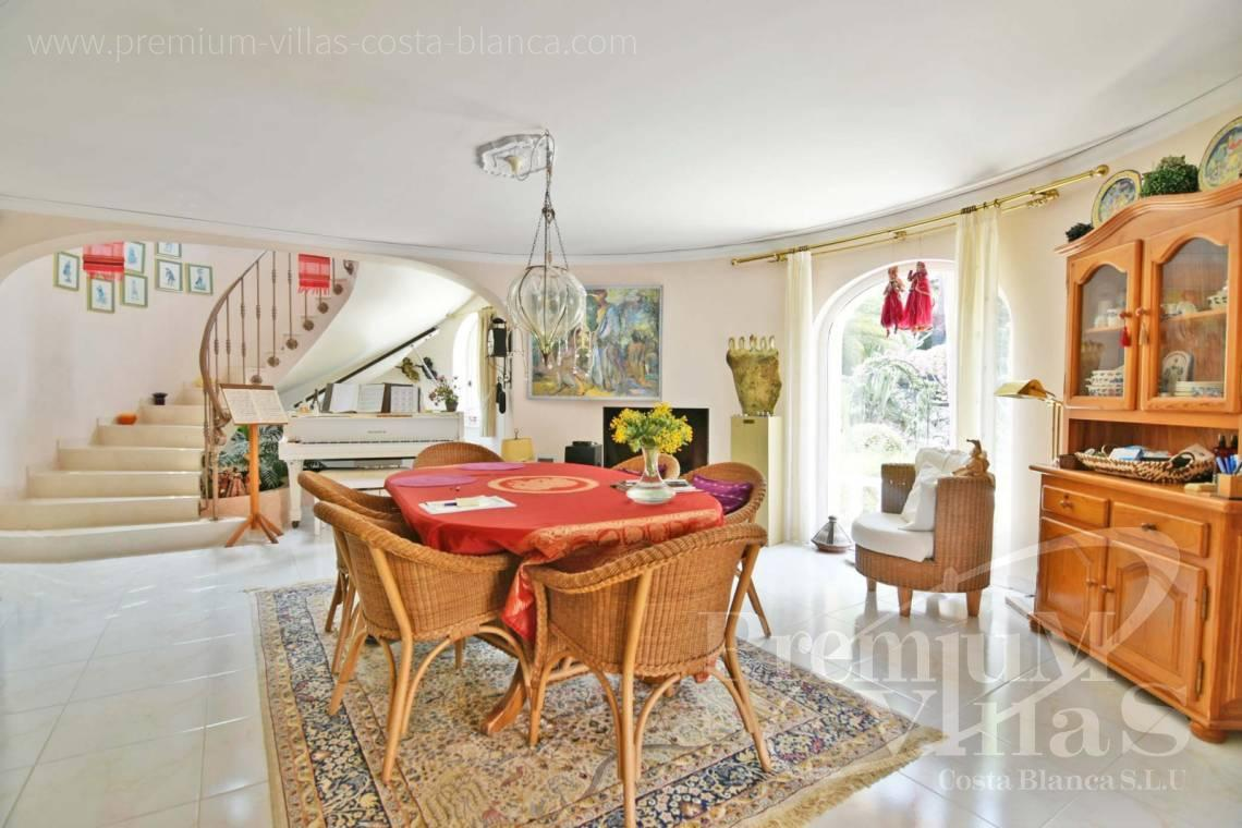 - C2114 - Villa with heated pool and spectacular mountain views in Calpe 16