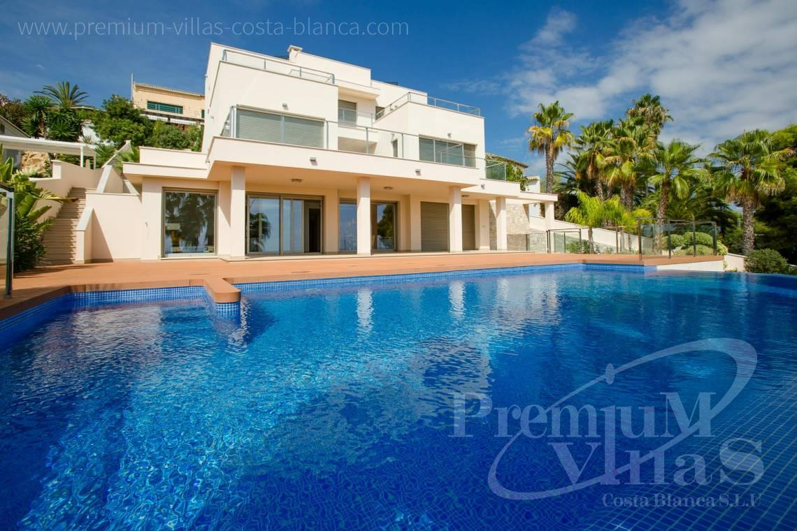 - C1637 - Modern luxury villa in Moraira with nice sea views 3