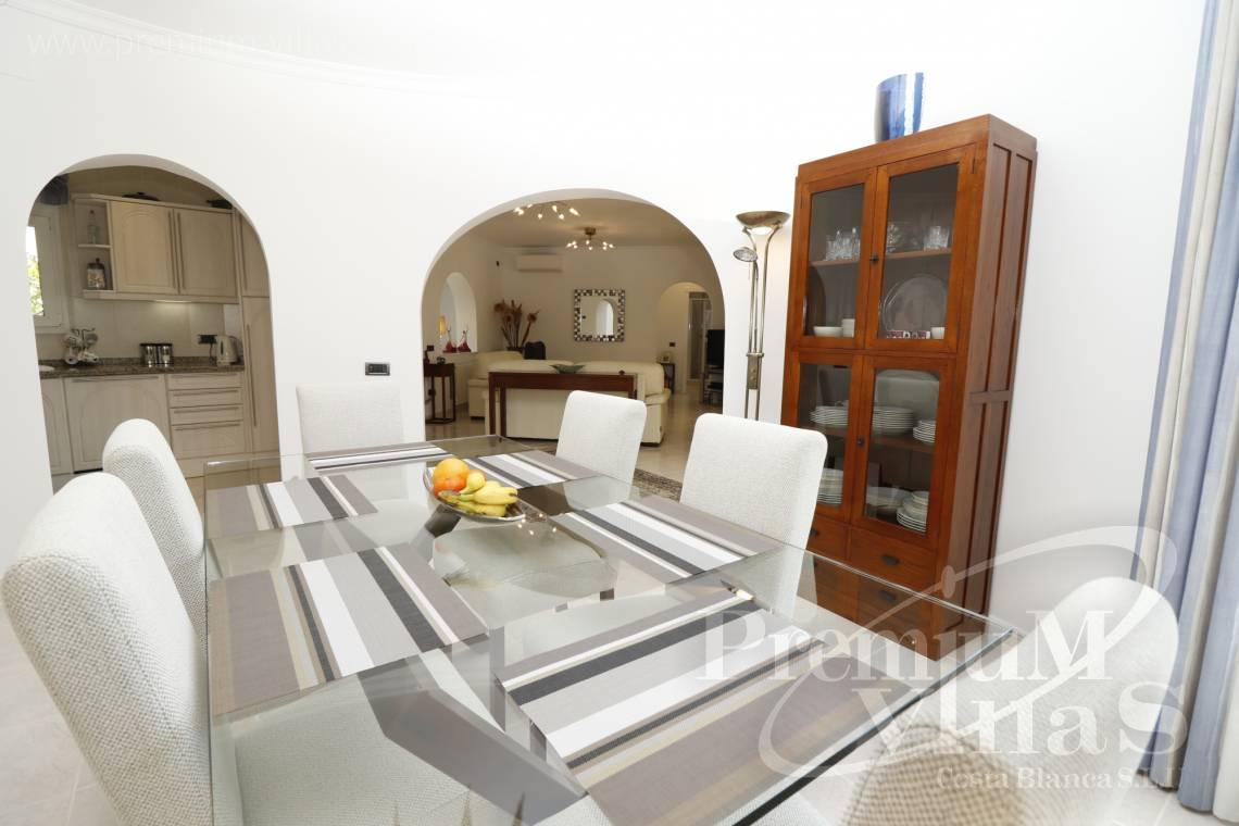 - C2155 - Beautiful villa in Benissa Costa with wonderful terraces, nice views and only 1 km from the beach 8