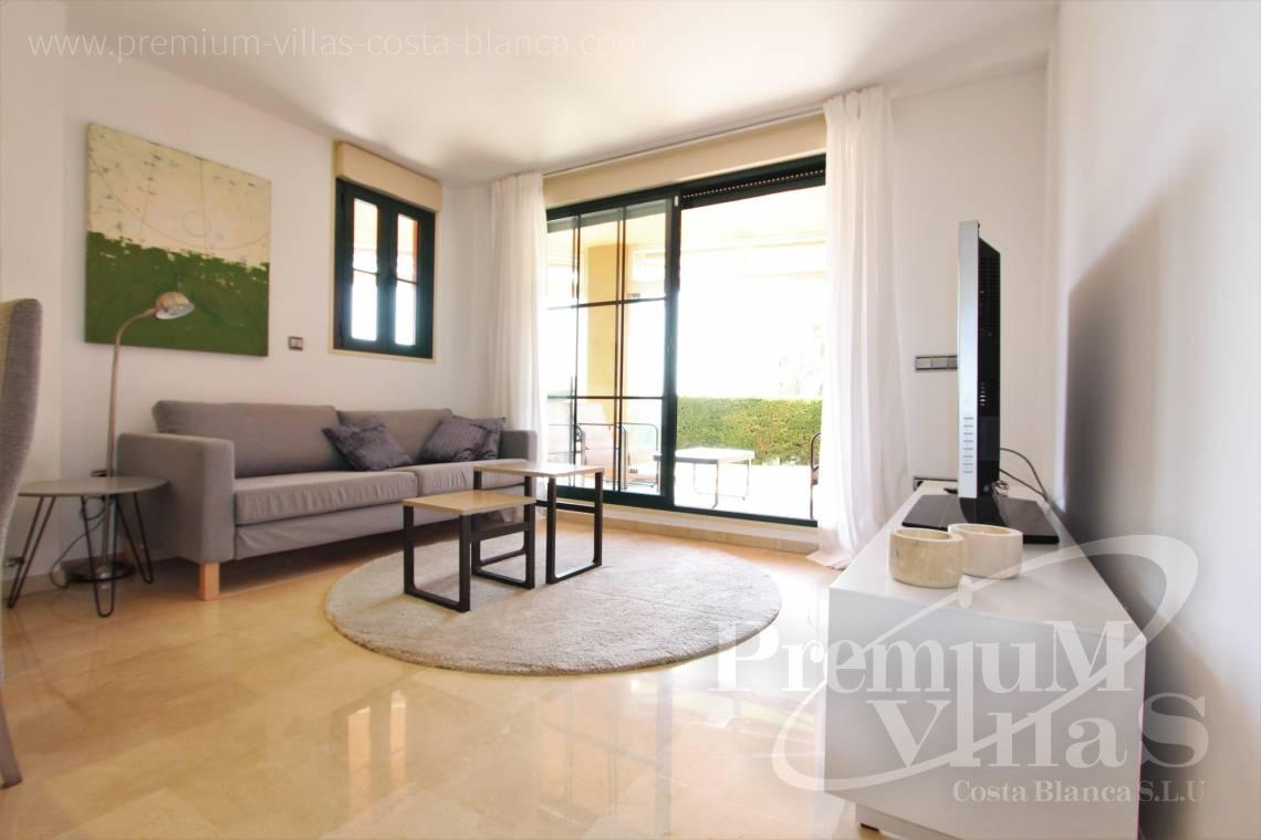 - A0640 - Ground floor with sea views in Finestrat 8