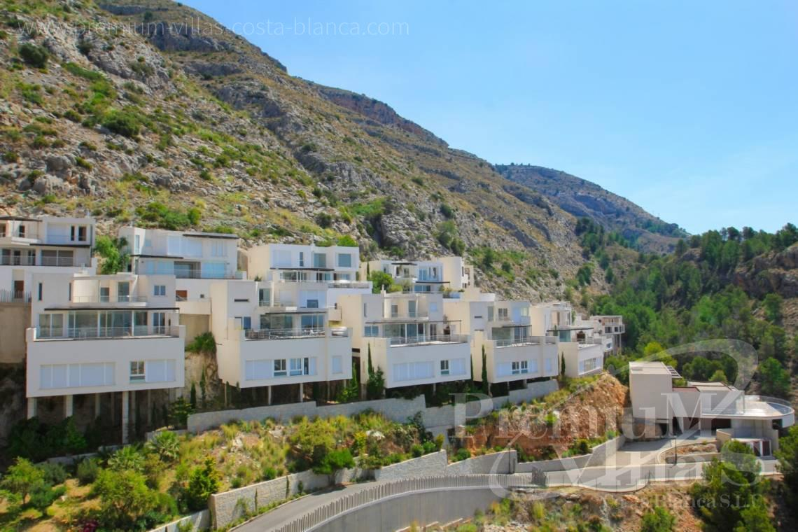 buy 4 bedrooms house villa Altea Costa Blanca - C2243 - Modern and furnished villa in Sierra de Altea 5