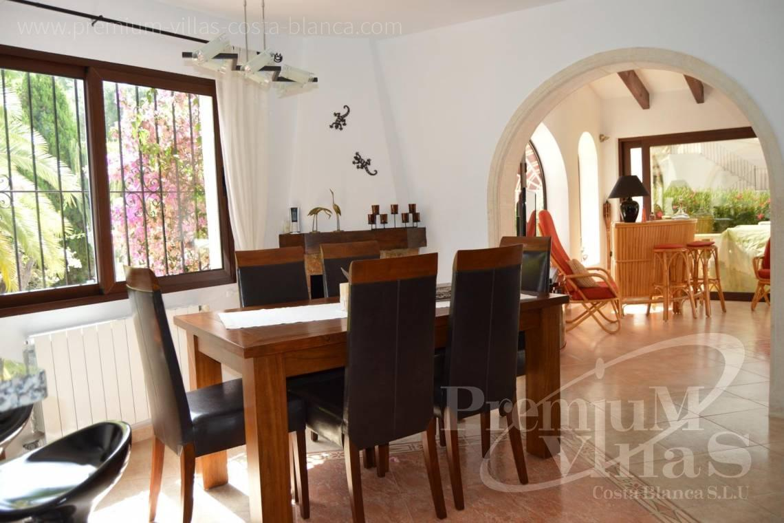 - C2135 - House in Benissa near the golf course Ifach and Cala Baladrar 6