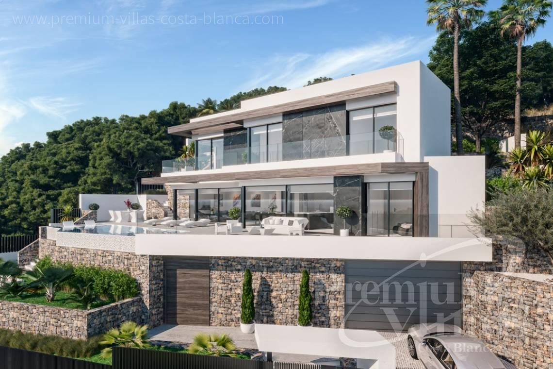 - C2490 - Modern luxury villa with panoramic sea views in Calpe 7