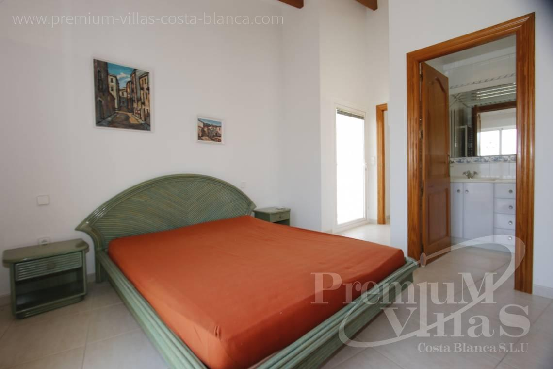 - C2162 - Villa in Altea with guest apartment and sea views 23
