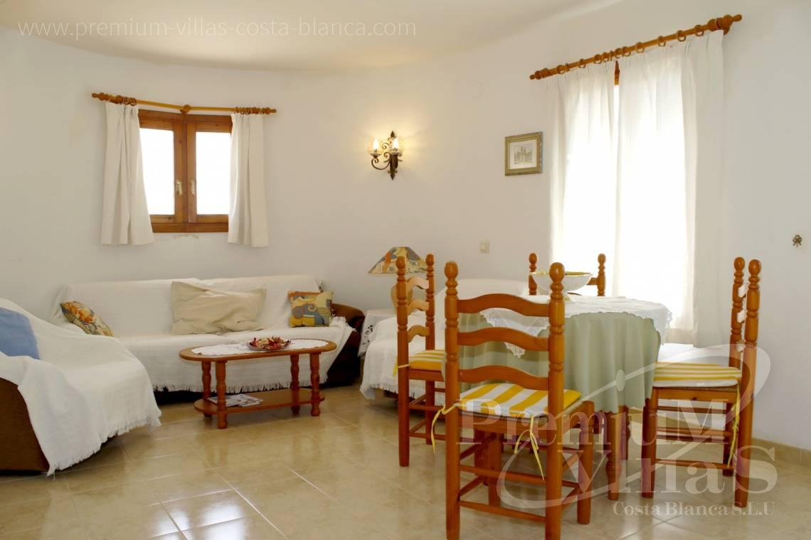 - C2153 - Villa in Calpe with guest apartment and wonderful views 21
