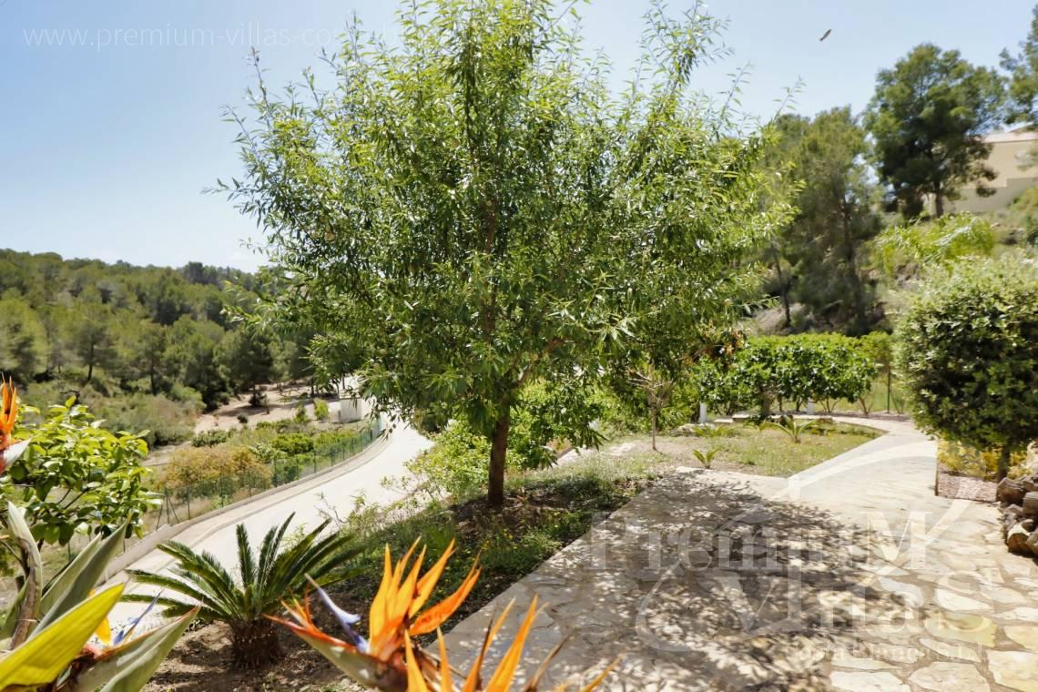 - C2155 - Beautiful villa in Benissa Costa with wonderful terraces, nice views and only 1 km from the beach 29