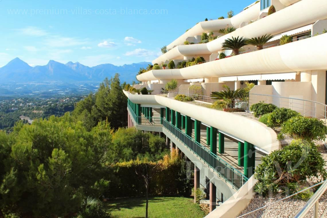 - A0492 - Modern and luxury penthouse in Altea Hills with fantastic sea views! 5