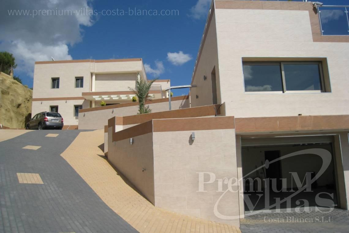 Luxury villa close to the sea with guest house  in Benissa