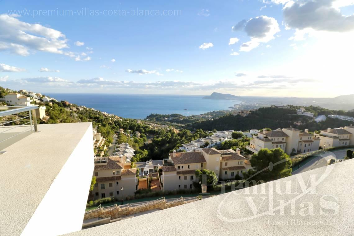 Penthouse apartment sea views Altea Hills - A0604 - Luxury apartment in Altea Hills residential Bahia 2 21