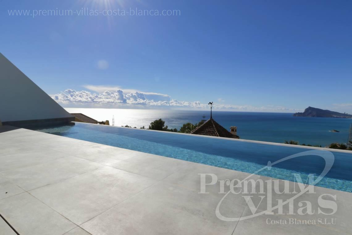 Modern villa with private pool in Altea Hills Costa Blanca - C1915 - Brand new luxury villa in Altea Hills with fantastic sea views! 22