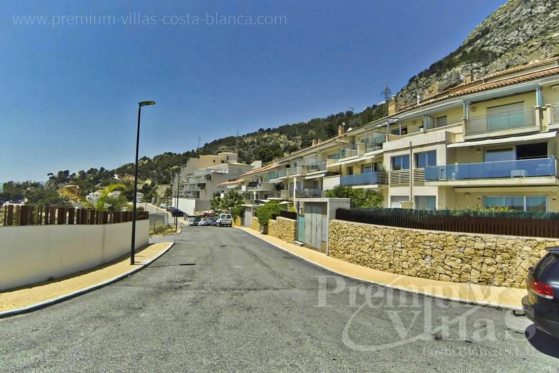- A0668 - Modern apartment in Altea Mascarat with fantastic sea views 27