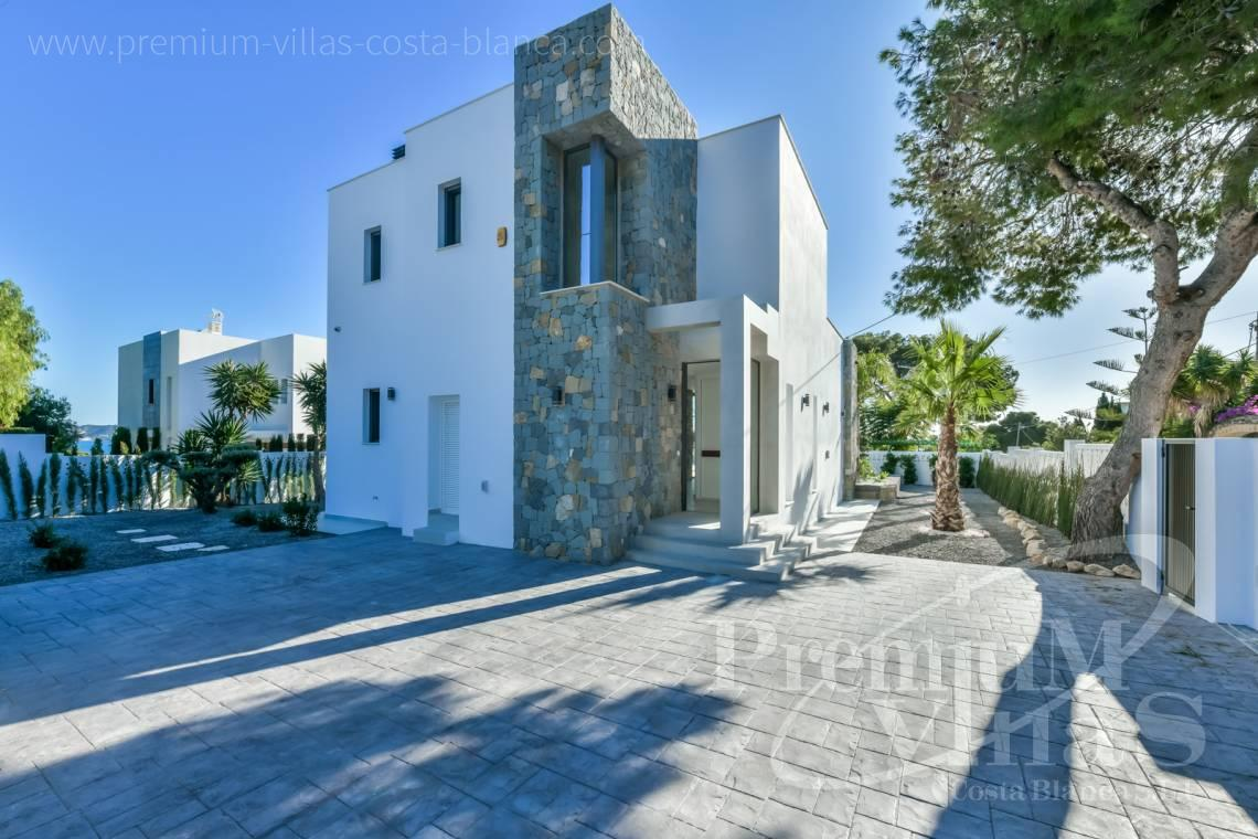 - C2368 - Modern villa with sea views in Calpe 26